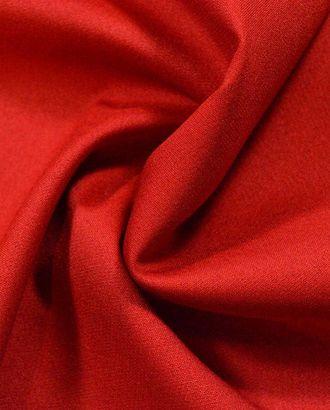 Ткань костюмная креповая, алая роза арт. ГТ-383-1-ГТ0021854