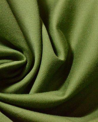 Ткань хлопок, цвет: спелых оливок арт. ГТ-442-1-ГТ0021962