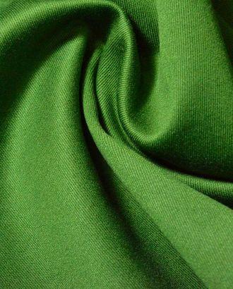 Ткань костюмная, цвет: зеленой травы арт. ГТ-444-1-ГТ0021965