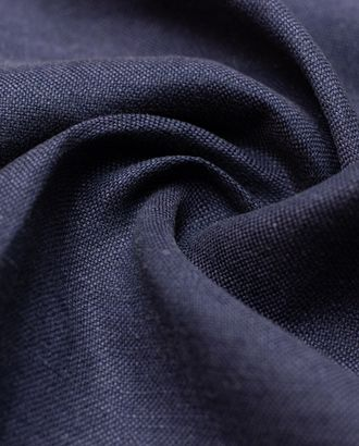 Костюмный лен черничного цвета арт. ГТ-4325-1-ГТ-22-5836-1-30-1