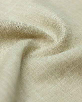 Костюмно-плательный лен натурального цвета арт. ГТ-4326-1-ГТ-22-5837-1-1-1