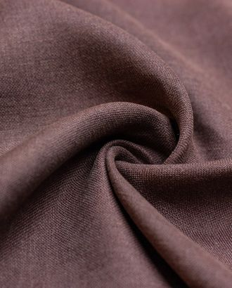 Лен шоколадного цвета арт. ГТ-4330-1-ГТ-22-5845-1-14-1