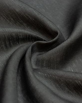 Лен черного цвета арт. ГТ-4405-1-ГТ-22-5892-1-38-1