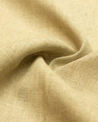 Лен 2х сторонний, цвет натуральный арт. ГТ-4410-1-ГТ-22-5897-1-1-1
