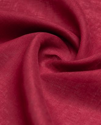 Лен бордового цвета арт. ГТ-4446-1-ГТ-22-5940-1-5-1