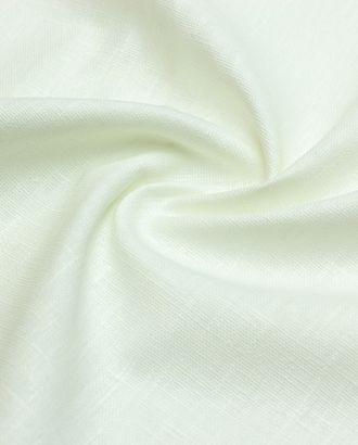 Лен средней плотности с влагоотталкивающей пропиткой, цвет кипельно-белый арт. ГТ-4443-1-ГТ-22-5943-1-2-1
