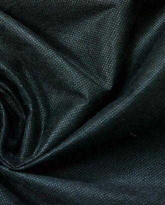 Ткань клеевая флизелин, цвет черный арт. ГТ-463-1-ГТ0022954