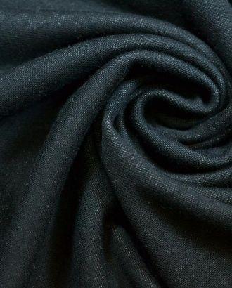 Ткань трикотажная вискозная, твидовый черно-белый цвет арт. ГТ-485-1-ГТ0023008