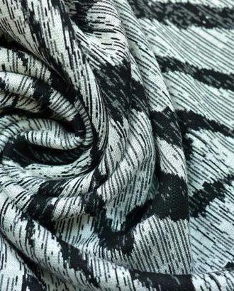 Ткань трикотажная, таинственный зимний пейзаж арт. ГТ-513-1-ГТ0023072