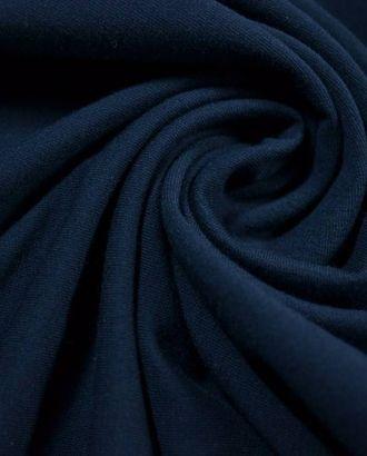 Ткань трикотаж, цвет: иссиня черный арт. ГТ-521-1-ГТ0023082