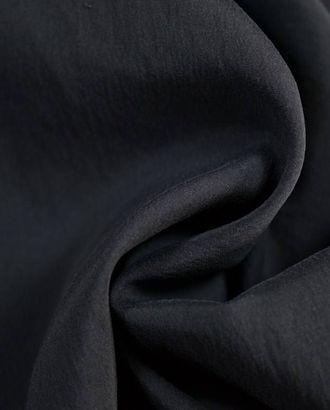 Ткань шелк, цвет: темно-графитовый арт. ГТ-535-1-ГТ0023110