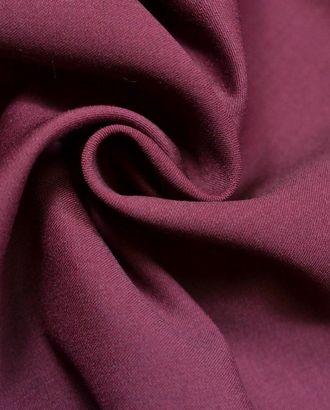 Ткань костюмная шерстяная, цвет: спелая вишня цв.164 арт. ГТ-593-1-ГТ0023255