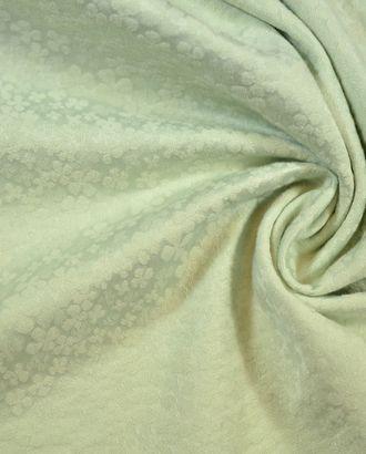 Жаккардовая ткань х/б, цвет: зеленый чай арт. ГТ-714-1-ГТ0024274