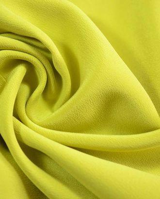 Шелковая ткань, цвет: шафран арт. ГТ-737-1-ГТ0024515