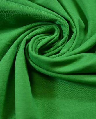Ткань трикотаж, цвет: лесной зеленый арт. ГТ-761-1-ГТ0024721