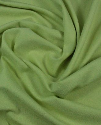 Ткань трикотаж, нежно-лаймового цвета  (235 г/м2) арт. ГТ-841-1-ГТ0025979