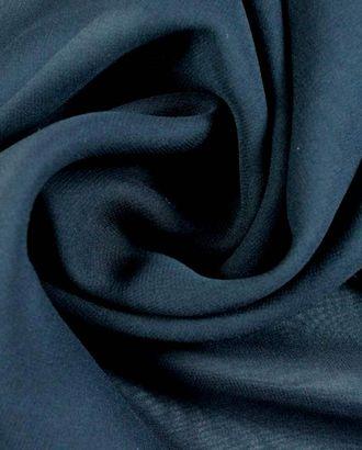 Шифон прозрачно-черного цвета арт. ГТ-965-1-ГТ0027533