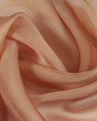 Легкий шифон цвета нежного персика арт. ГТ-969-1-ГТ0027538