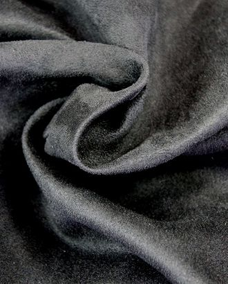 Искусственная замша цвета мокрого асфальта арт. ГТ-1028-1-ГТ0027946