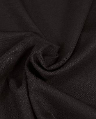 Джерси цвета черного кофе арт. ГТ-1035-1-ГТ0027956