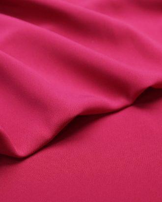 """Костюмно-плательная ткань  """"Кади"""", однотонная, цвет фуксия арт. ГТ-4378-1-ГТ-28-4788-1-35-1"""