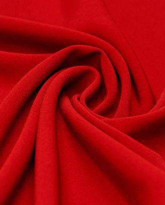 Ткань плательная Кади красно-кирпичного цвета арт. ГТ-4230-1-ГТ-28-5734-1-16-1
