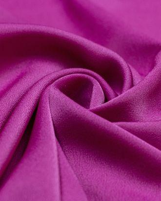 Ткань плательная двухсторонняя Кади, цвет пурпурной орхидеи арт. ГТ-4231-1-ГТ-28-5735-1-33-1