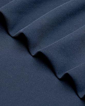 Ткань плательная Кади, цвет ночное небо арт. ГТ-4260-1-ГТ-28-5765-1-30-1