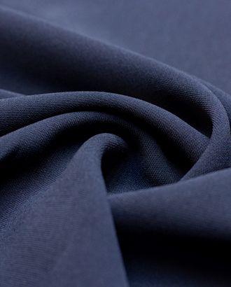 Ткань плательная, цвет темно-ирисовый арт. ГТ-4268-1-ГТ-28-5774-1-30-1