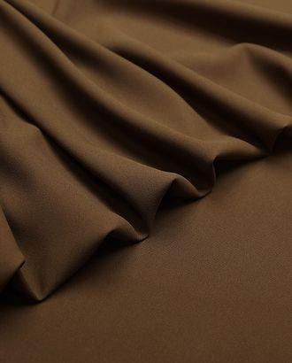 Ткань плательная Кади, цвет корицы арт. ГТ-4819-1-ГТ-28-6453-1-14-1