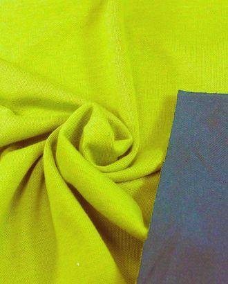 Трикотаж х/б двухсторонний , лаймово-зеленый арт. ГТ-1044-1-ГТ0028057