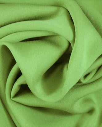 Шелковая ткань, цвет папоротника арт. ГТ-1077-1-ГТ0028241
