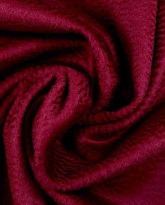 Ткань пальтовая помпейского красного цвета арт. ГТ-1089-1-ГТ0028349