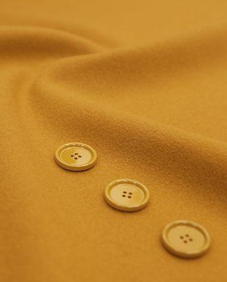 Ткань пальтовая, цвет лимонного кари арт. ГТ-1186-1-ГТ0029217