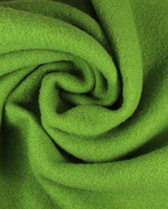 Шерстяная пальтовая ткань, цвет киви арт. ГТ-1193-1-ГТ0029239