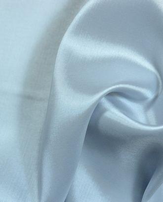 Ткань подкладочная, цвет: белый в серо-голубую пыль арт. ГТ-1205-1-ГТ0029412