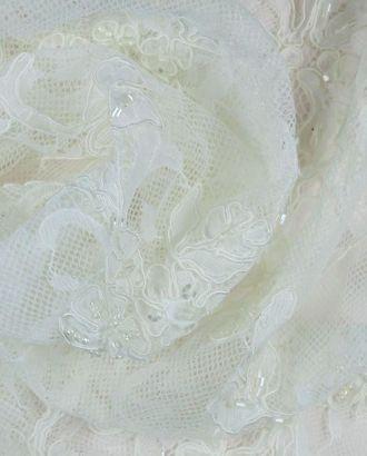 Стеклярус, цвет ванильного льда арт. ГТ-1226-1-ГТ0029509