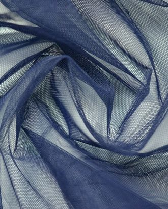 Сетка-фатин, цвет: темно-синий арт. ГТ-1234-1-ГТ0029610