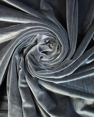 Нежный бархат, цвет бурного моря арт. ГТ-1251-1-ГТ0029979