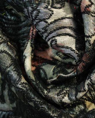 Цветочный бум на жаккарде арт. ГТ-1273-1-ГТ0030197