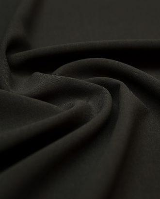 Классическая костюмная ткань угольного цвета арт. ГТ-3696-1-ГТ0000313