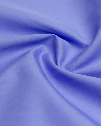 Ткань сорочечная, цвет васильковый арт. ГТ-4779-1-ГТ-34-5924-1-7-1