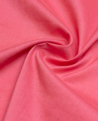 Ткань сорочечная однотонный, цвет розовый арт. ГТ-4780-1-ГТ-34-5947-1-26-1