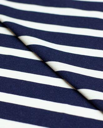 Трикотаж футболочный в сине-белую полоску арт. ГТ-4459-1-ГТ-36-5956-3-20-1