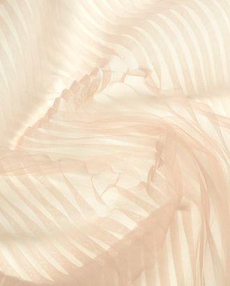 Плиссированный фатин, цвет розовый арт. ГТ-4776-1-ГТ-37-5798-1-26-1