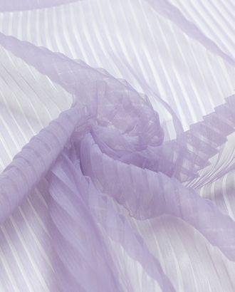 Плиссированный фатин, цвет лиловый арт. ГТ-4495-1-ГТ-37-5998-1-18-1