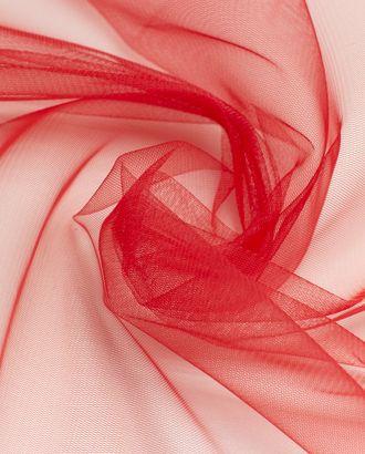 Евро фатин красного цвета арт. ГТ-4501-1-ГТ-37-6005-1-16-1