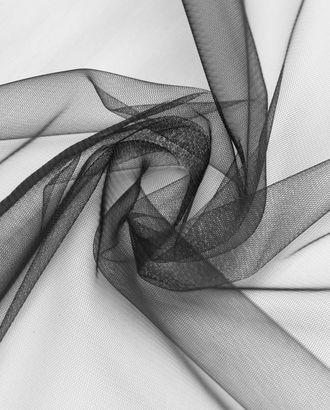 Евро фатин, цвет черный арт. ГТ-4503-1-ГТ-37-6007-1-38-1