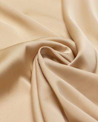 Искусственный шелк, цвет песочный №13 арт. ГТ-4298-1-ГТ-39-5808-1-1-1
