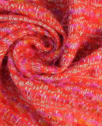 Костюмная ткань в красно-сиреневых тонах арт. ГТ-1339-1-ГТ0042697